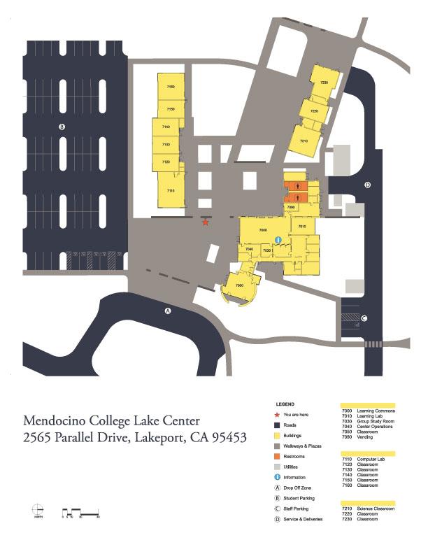 Maps | Mendocino College